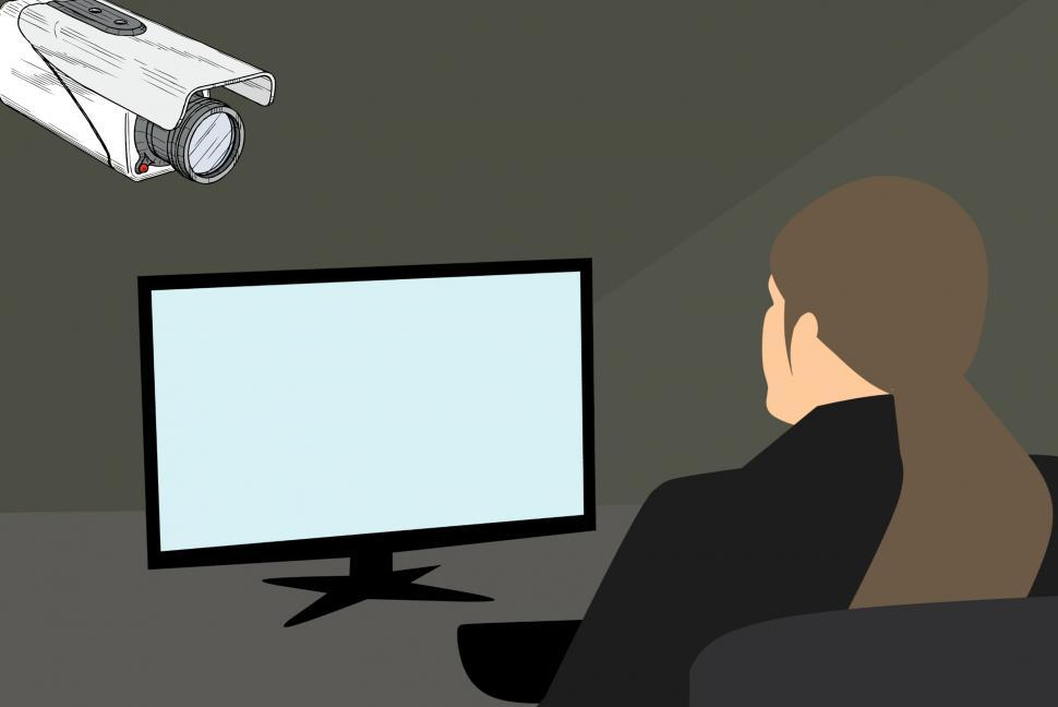 Download Free Stock HD Photo of cctv Illustration  Online