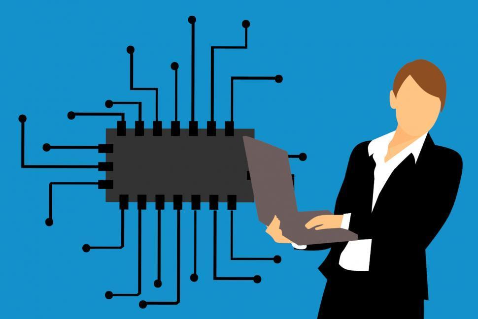 Download Free Stock HD Photo of programmer Illustration  Online