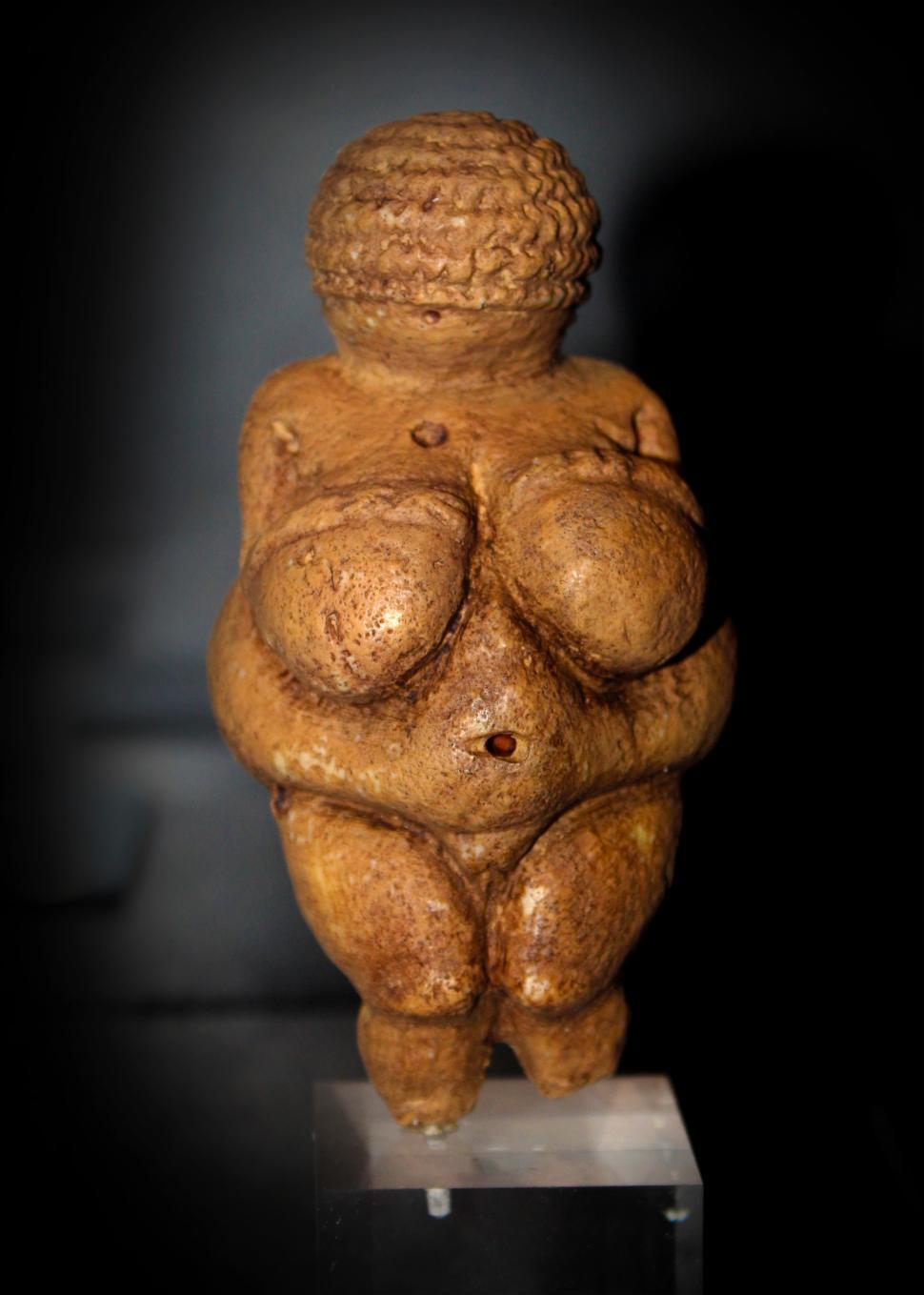 Download Free Stock HD Photo of Venus of Willendorf - European Upper Paleolithic Art Online