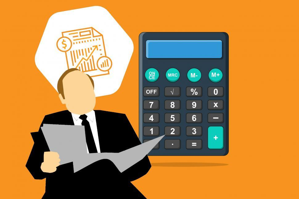Download Free Stock HD Photo of accounting department  Online