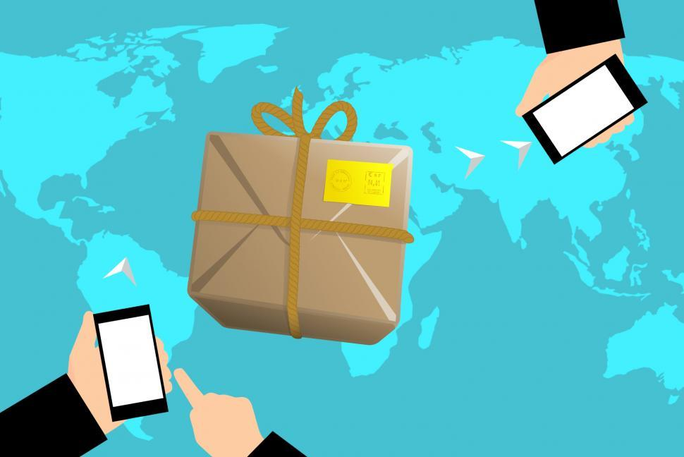 Download Free Stock HD Photo of worldwide shipping Service  Online