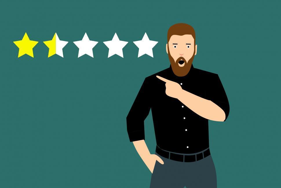 Download Free Stock HD Photo of low customer satisfaction  Online