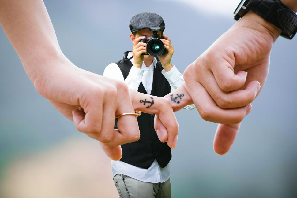 Download Free Stock HD Photo of wedding photographer  Online