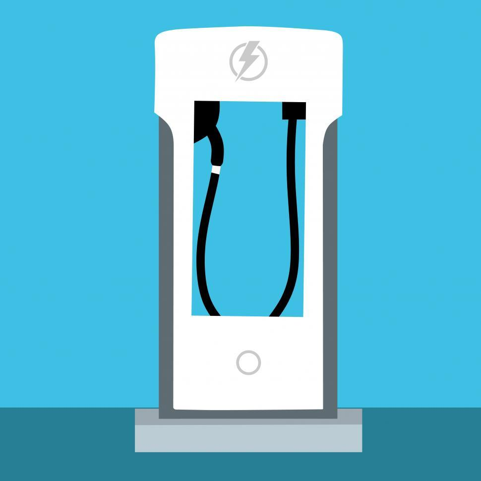 Download Free Stock HD Photo of electric car charging station  Online