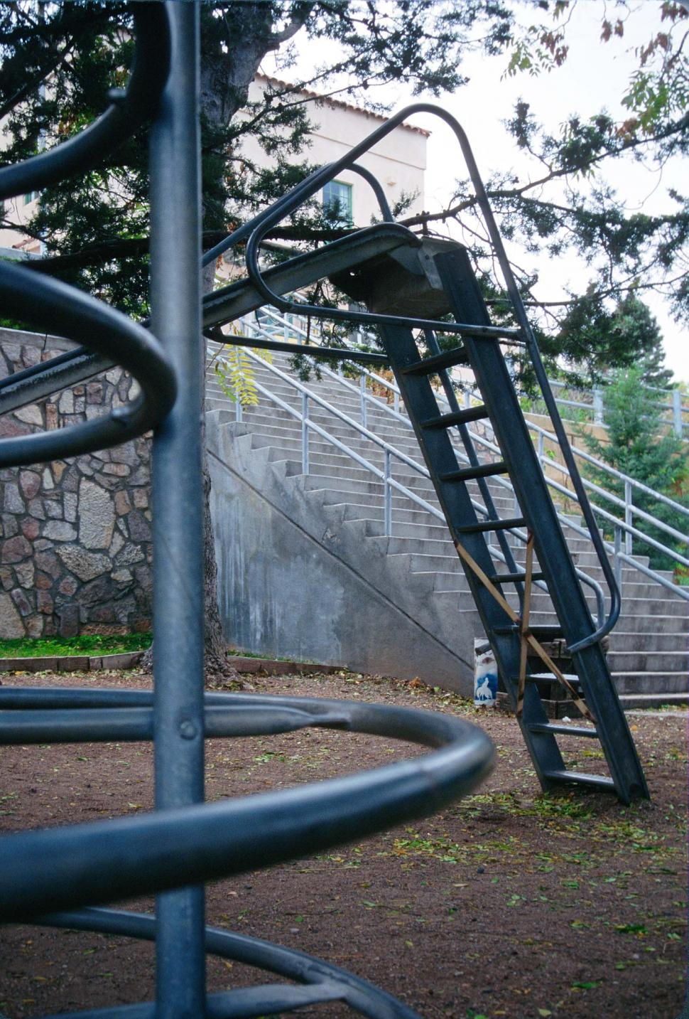 Download Free Stock HD Photo of Metal Playground Equipment Online