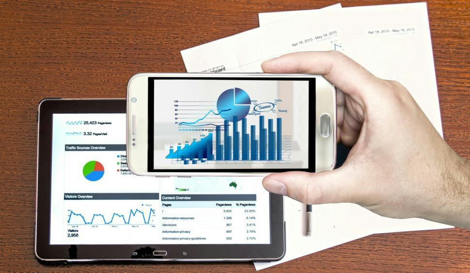Download Free Stock HD Photo of business analysis  Online