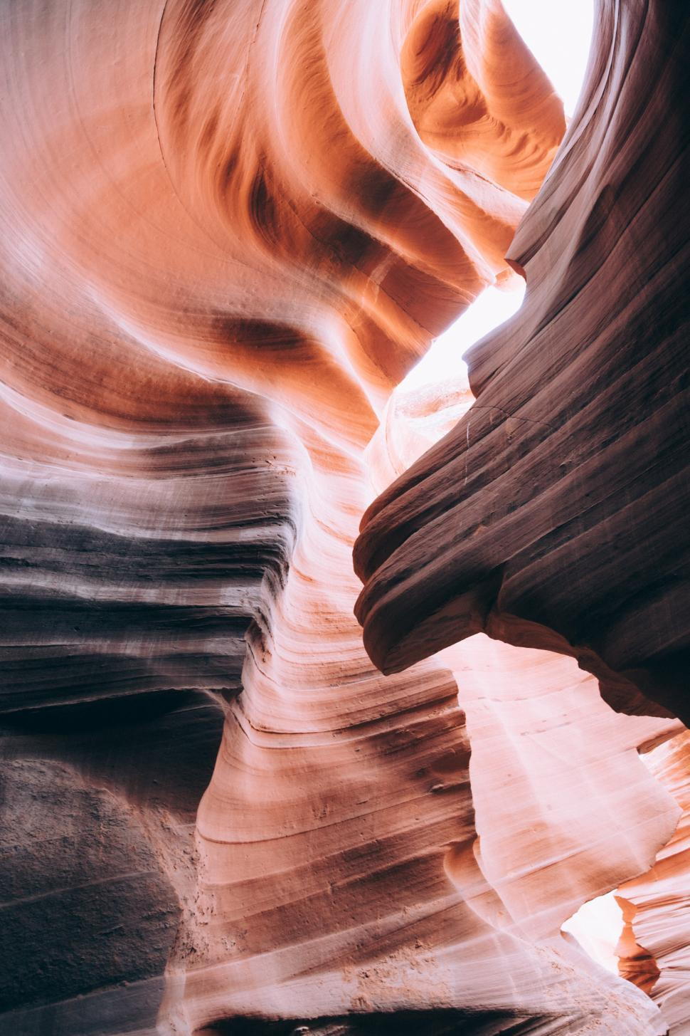 Download Free Stock HD Photo of Walls Inside Antelope canyon  Online