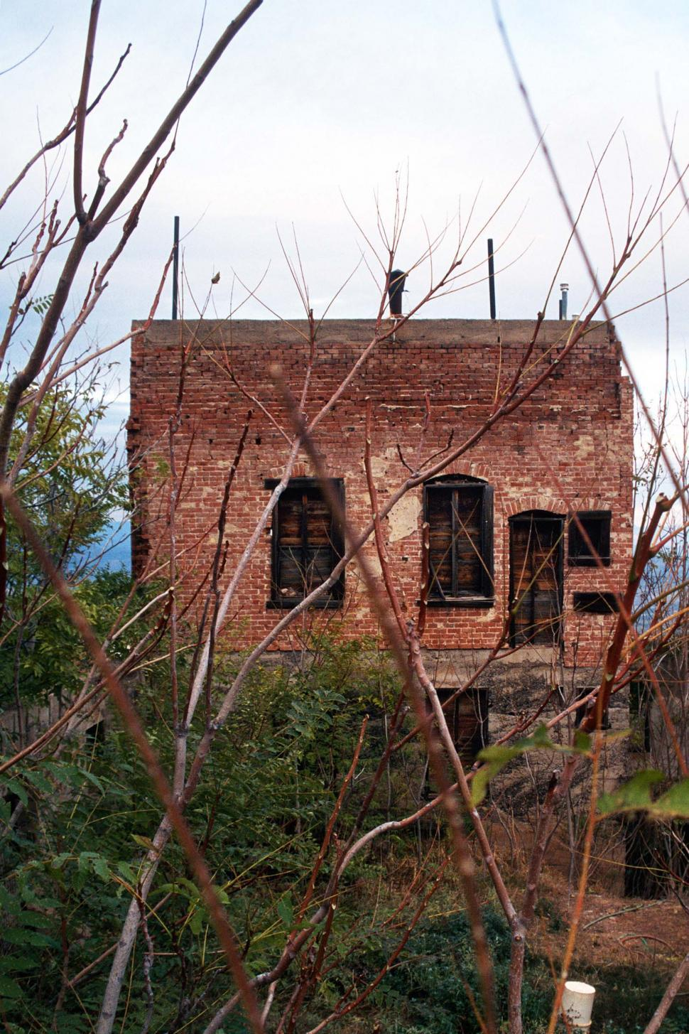Download Free Stock HD Photo of Old building in Arizona mining town Online