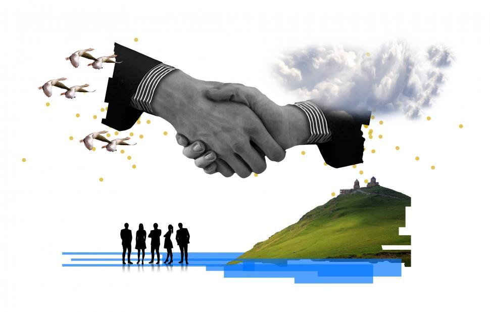 Download Free Stock HD Photo of Handshake - Agreement Concept - Compromise  Online