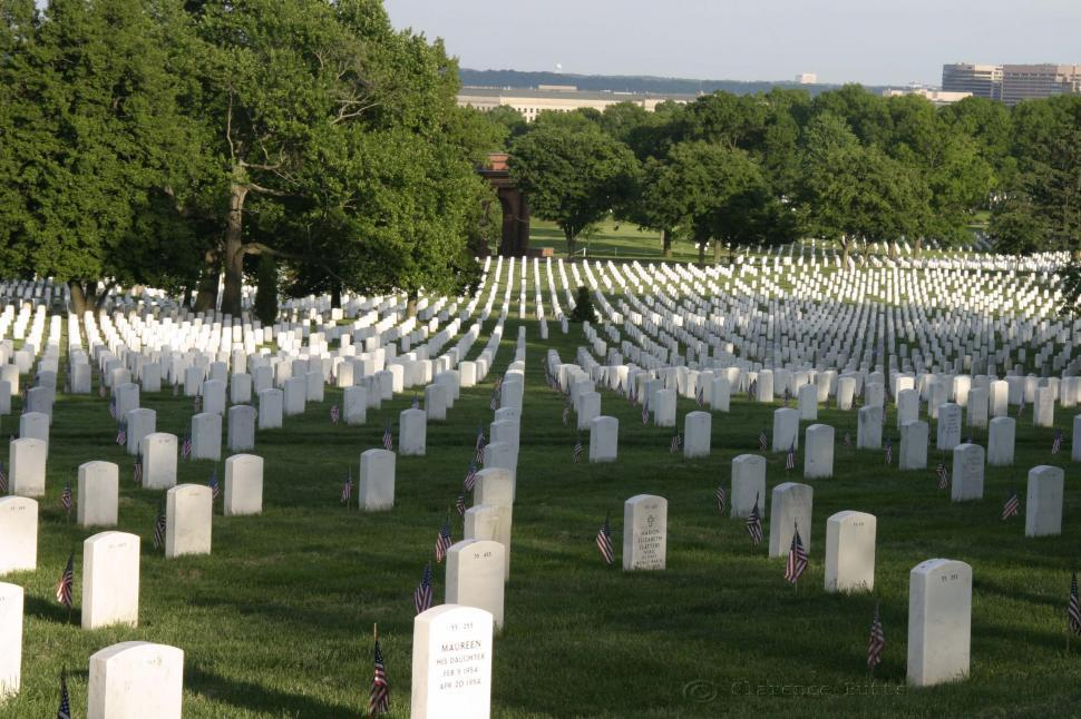 Download Free Stock HD Photo of Arlington National Online