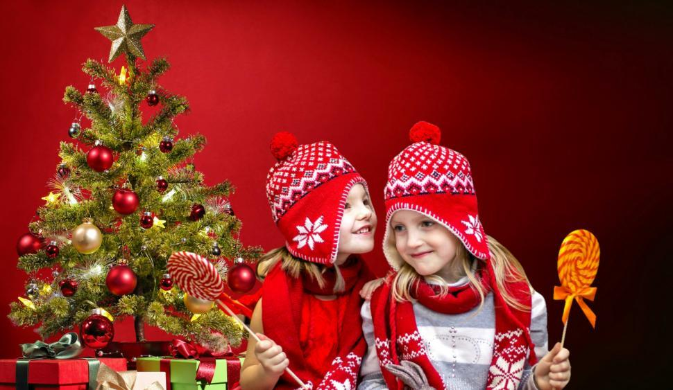 Download Free Stock HD Photo of Christmas kids  Online