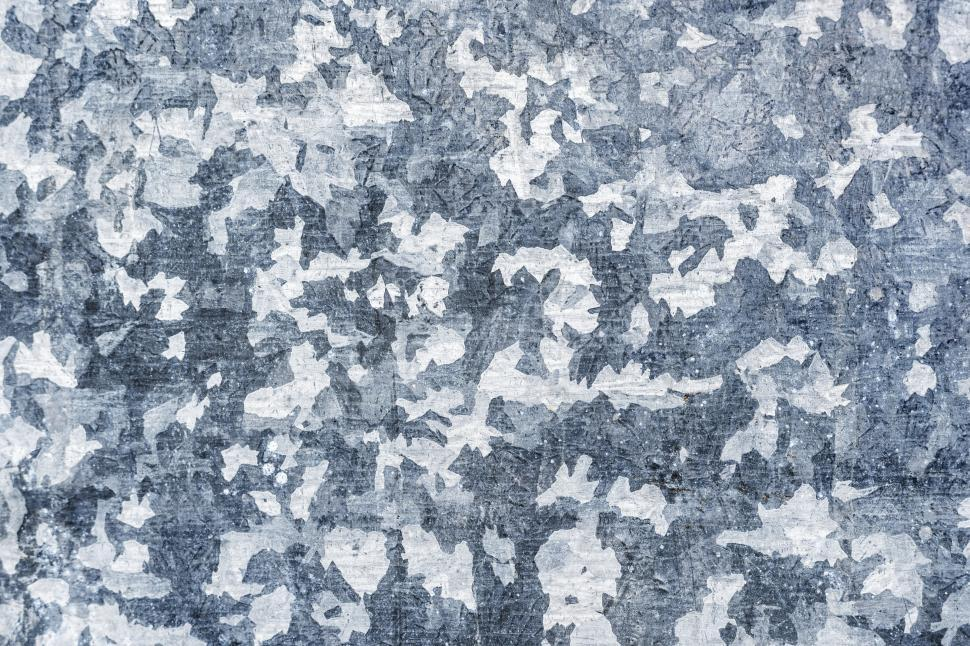 Download Free Stock HD Photo of Grey and white paint peeling off texture Online