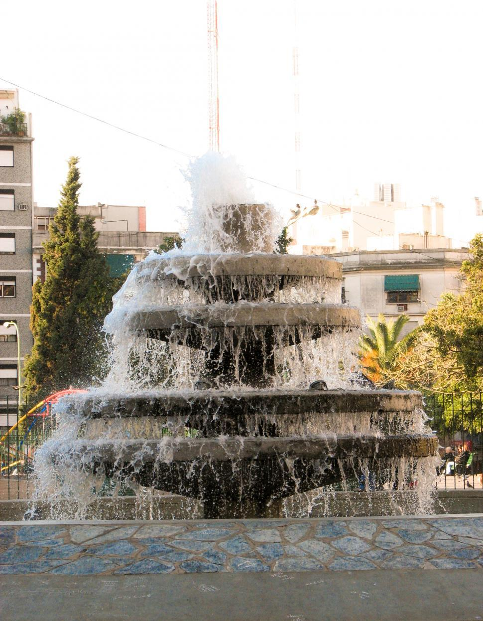 Download Free Stock HD Photo of Pie fountain Online