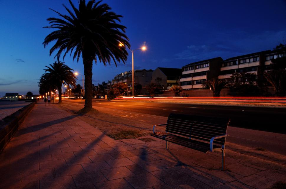 Download Free Stock HD Photo of Beach Road Online