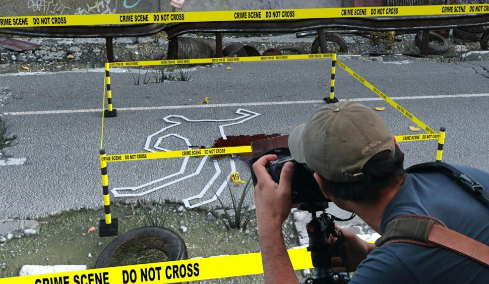 Download Free Stock HD Photo of crime scene  Online