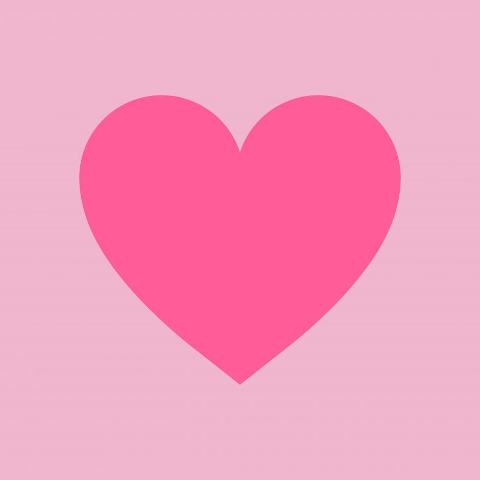 Download Free Stock HD Photo of Heart icon vector Online