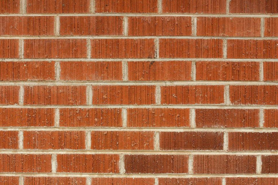 Download Free Stock HD Photo of Brick Wall Background - Wire-cut brick Online