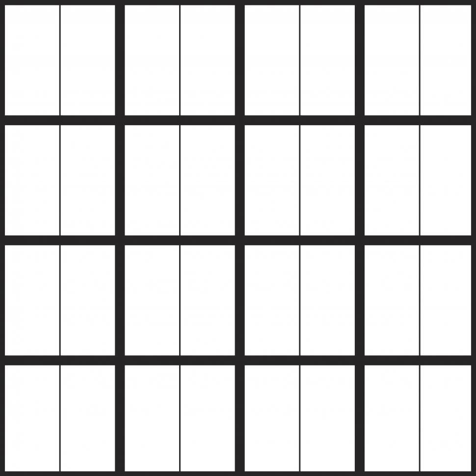 Download Free Stock HD Photo of Vertical rectangular black line pattern Online