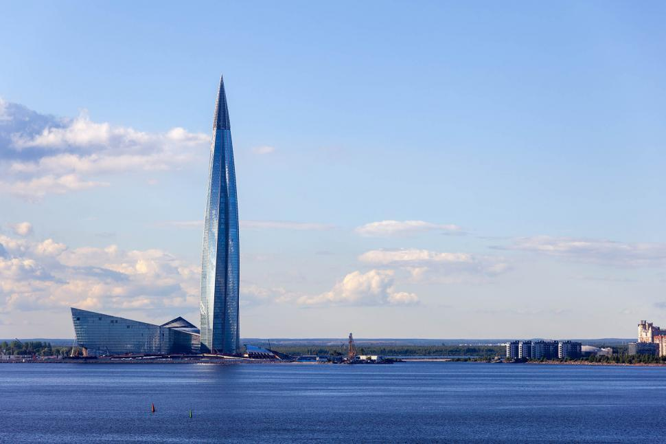Download Free Stock HD Photo of Lakhta Center Online