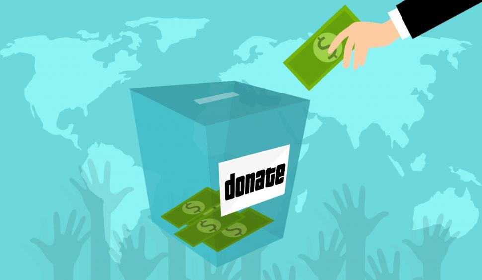 Download Free Stock HD Photo of charity donation  Online