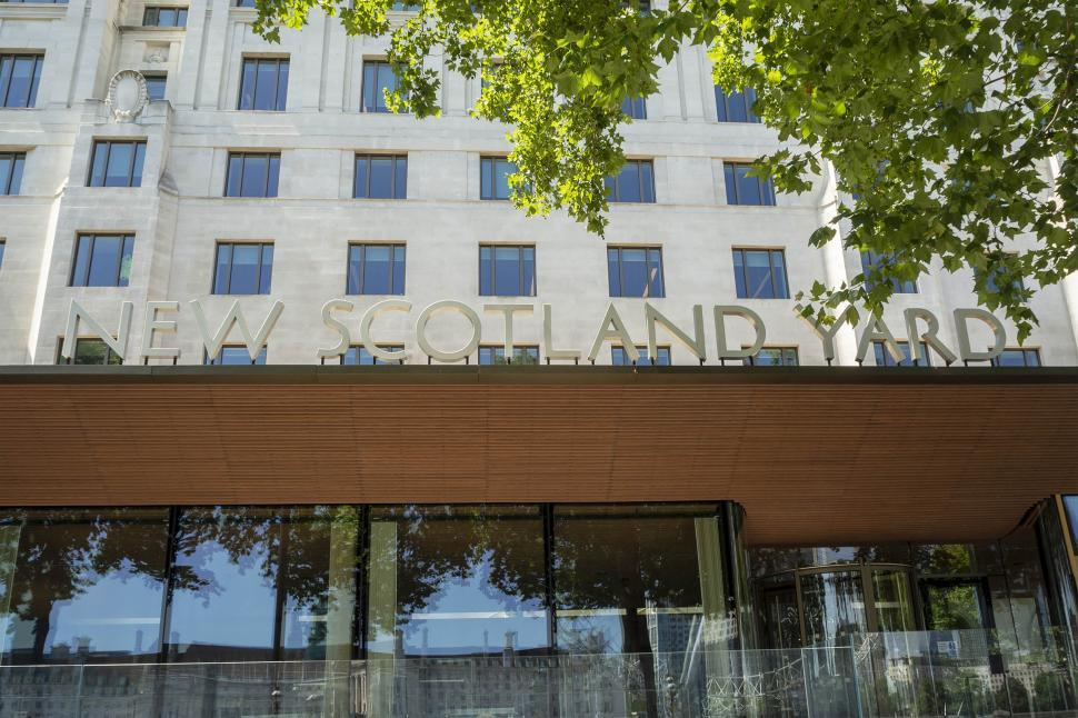 Download Free Stock HD Photo of New Scotland Yard  Online