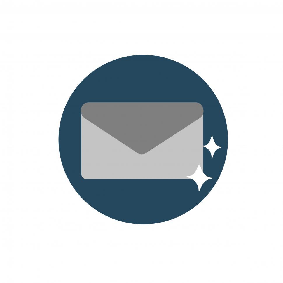 Download Free Stock HD Photo of Mail icon vector Online