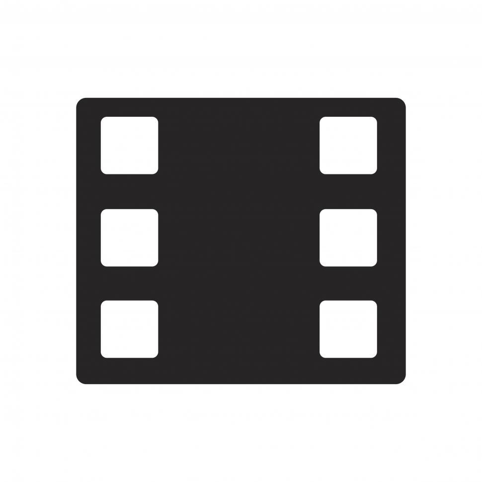 Download Free Stock HD Photo of Cinema vector icon Online