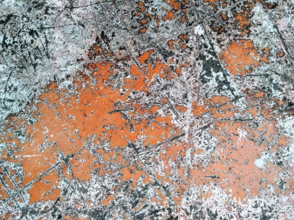 Download Free Stock HD Photo of Grunge Orange Concrete Wall Texture  Online