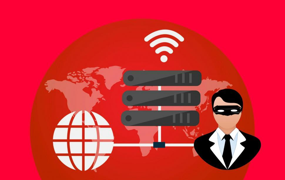 Download Free Stock HD Photo of vpn technology  Online