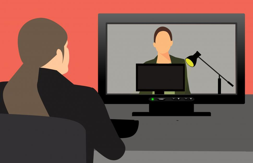 Download Free Stock HD Photo of Video conference  Online