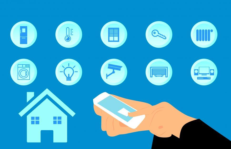 Download Free Stock HD Photo of Smart home  Online