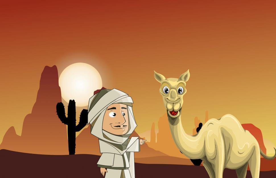 Download Free Stock HD Photo of Desert Safari  Online