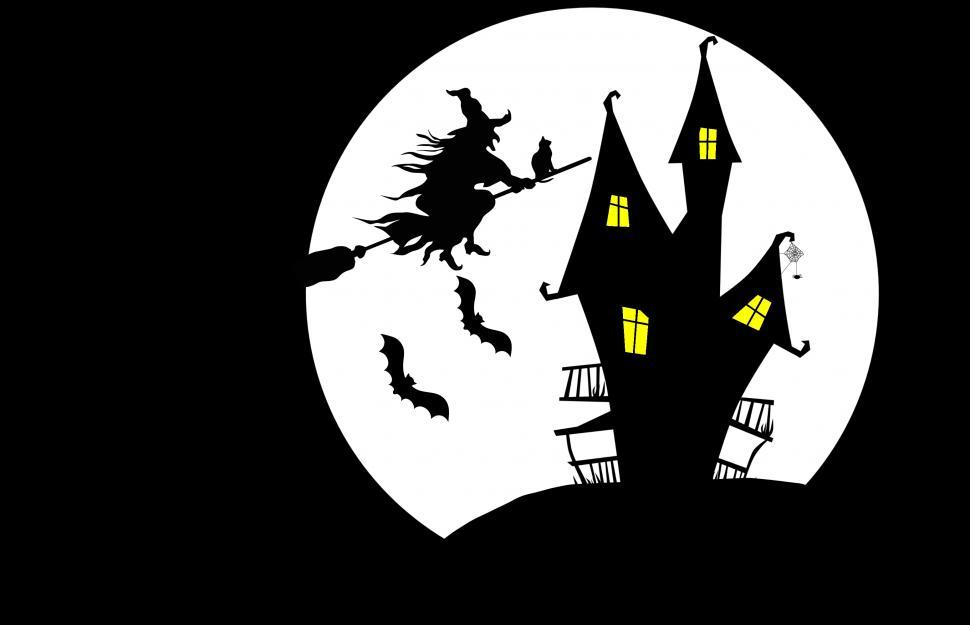 Download Free Stock HD Photo of Witch house   Online
