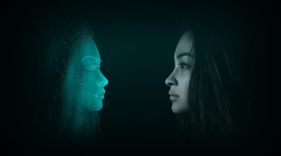 Download Free Stock HD Photo of Artificial Intelligence Concept - Machines as Humans Online