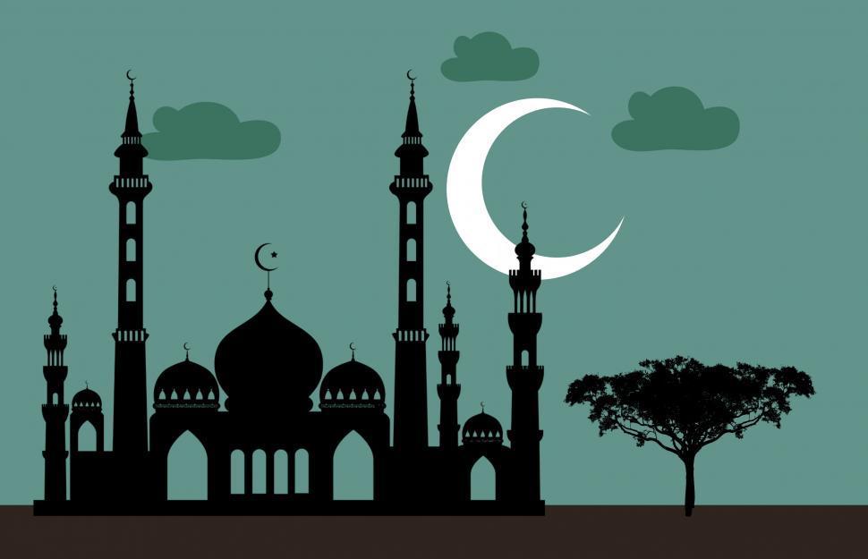Download Free Stock HD Photo of Ramadan Kareem  Online