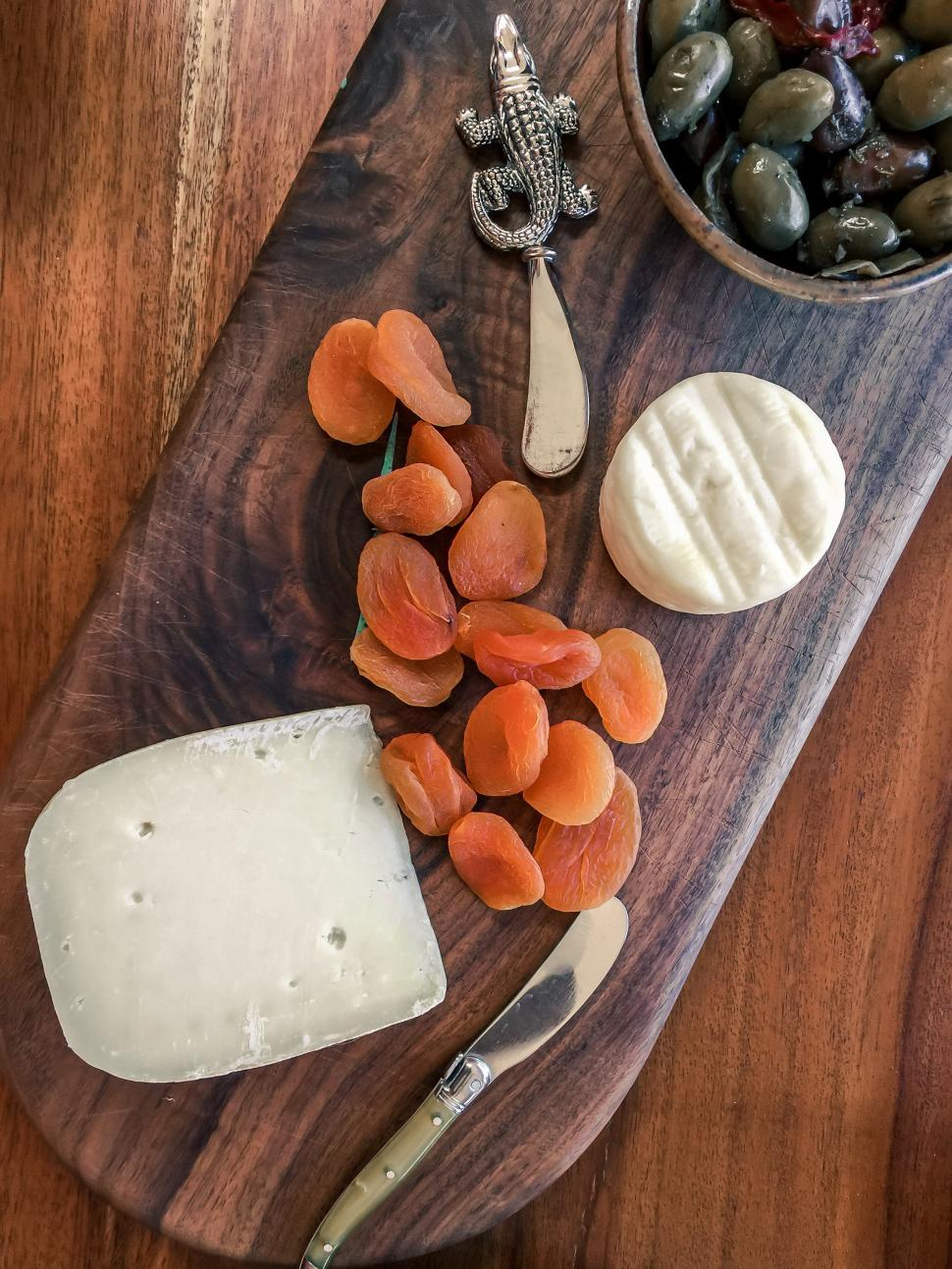 Download Free Stock HD Photo of Gourmet Snack Board Online