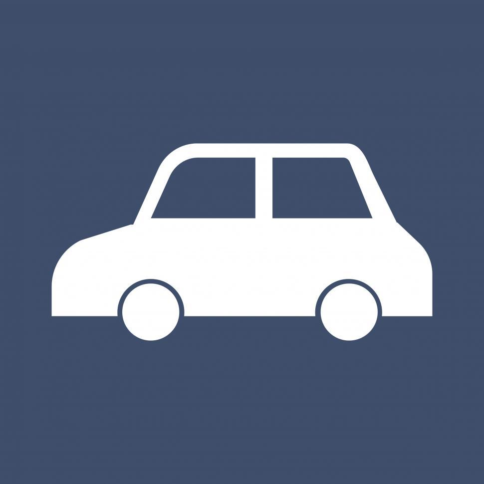 Download Free Stock HD Photo of Car vector icon Online