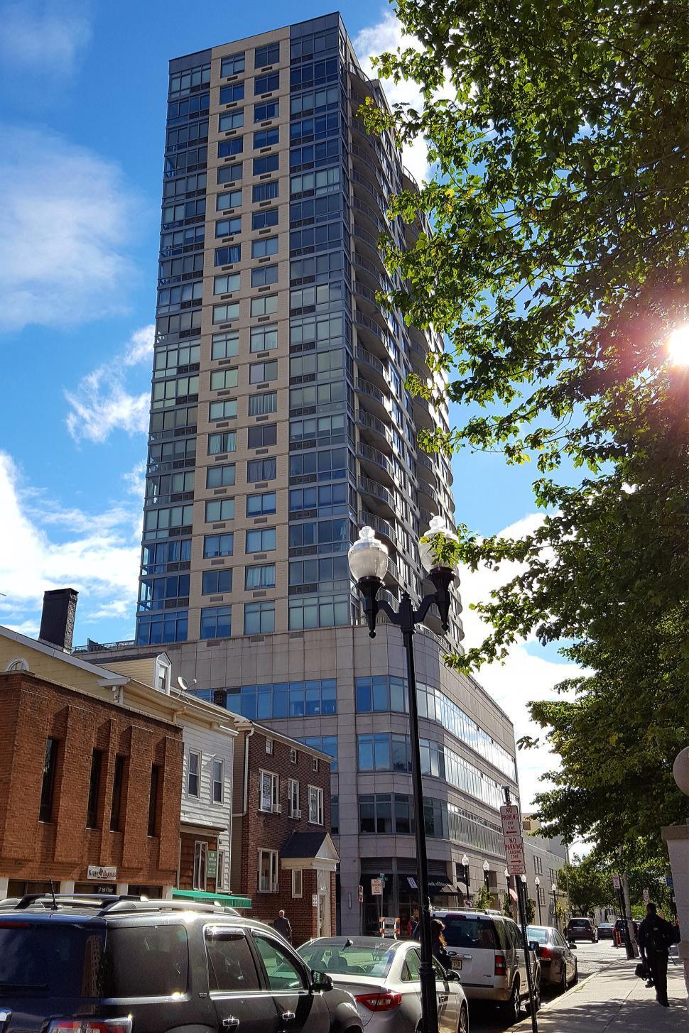 Download Free Stock HD Photo of Residental Building New Brunswick NJ Online