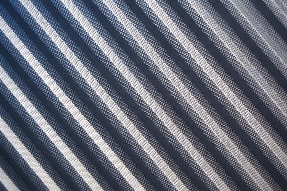 Download Free Stock HD Photo of Diagonal corrugated metal background Online