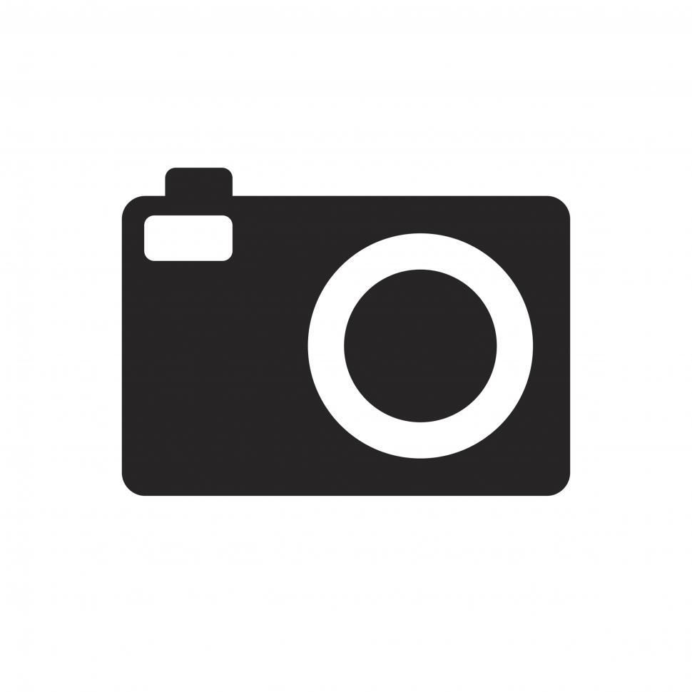 Download Free Stock HD Photo of Camera vector icon Online
