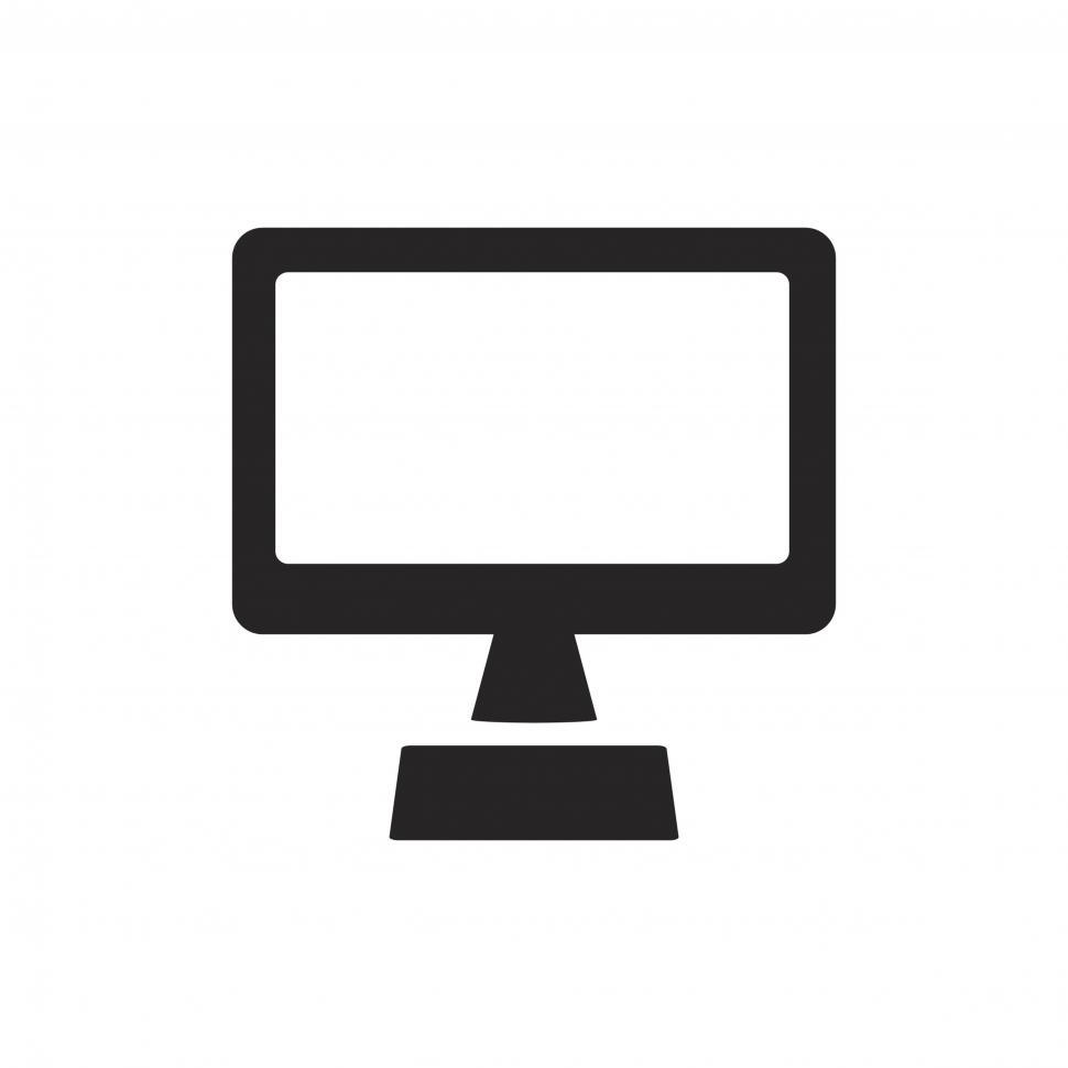 Download Free Stock HD Photo of Laptop vector icon Online