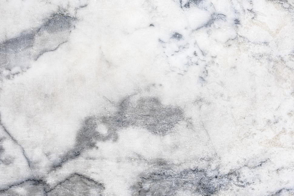 Download Free Stock HD Photo of White and grey marble abstract texture Online