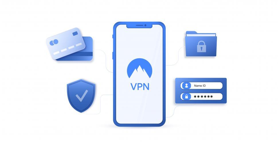 Download Free Stock HD Photo of Virtual private network is one of the ways to stay secure online  - Secure Process Online