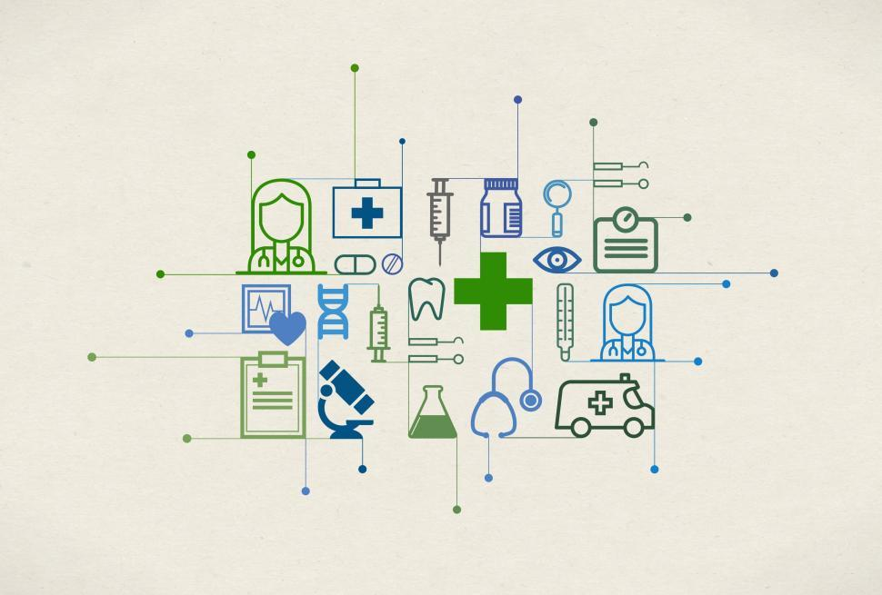 Download Free Stock HD Photo of Healthcare Concept - Medical Concept  Online