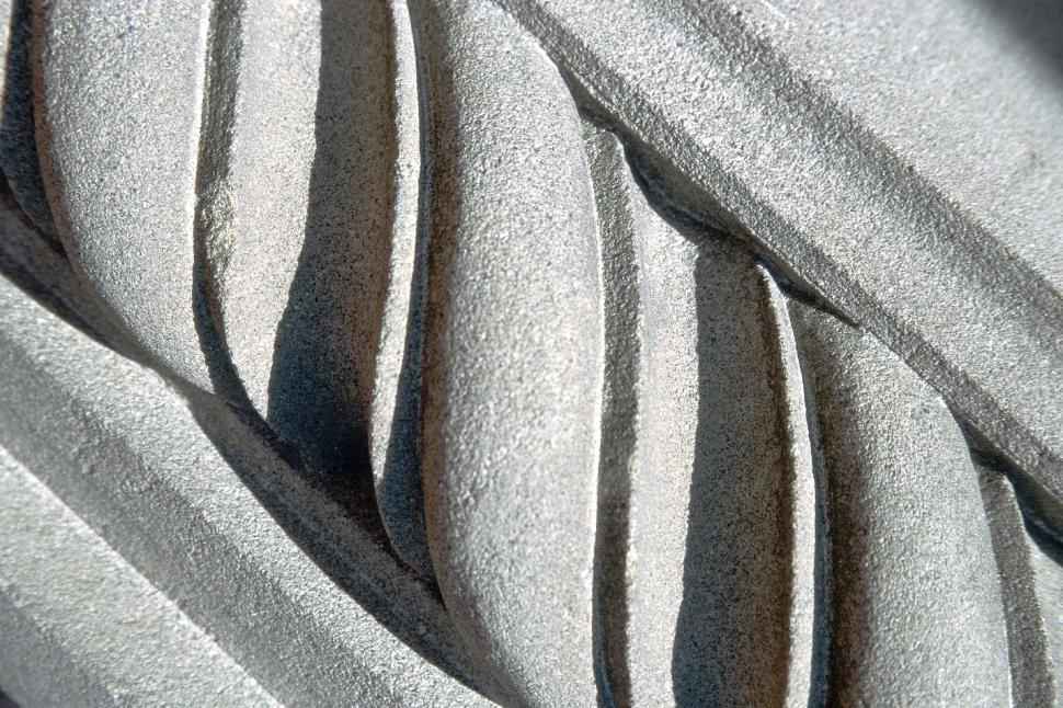 Download Free Stock HD Photo of Concrete spiral detail Online