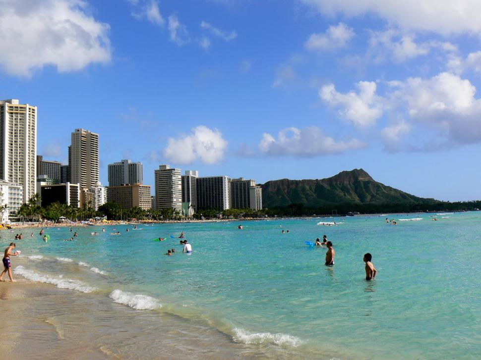 Free image of Hawaii Beach