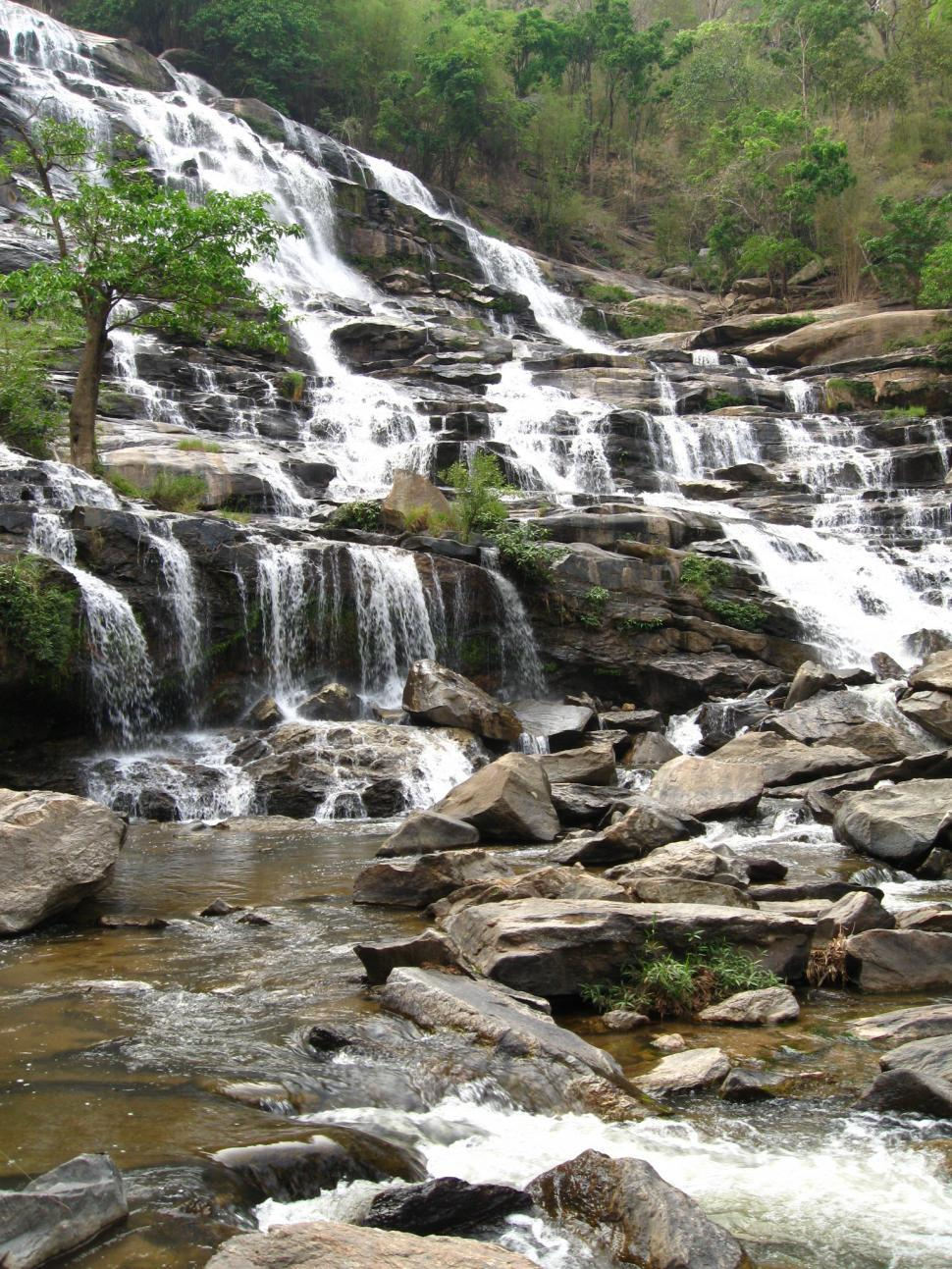 Download Free Stock HD Photo of thailand waterfalls Online