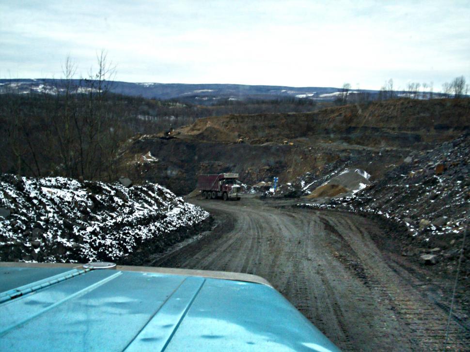 Download Free Stock HD Photo of Coal road haulers Online