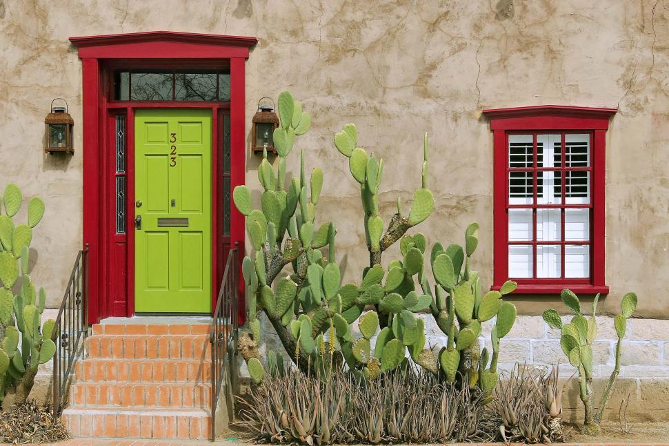 Download Free Stock HD Photo of Southwestern House  Online