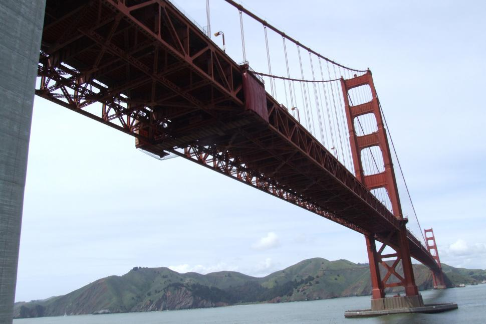Download Free Stock HD Photo of Golden Gate Bridge Online